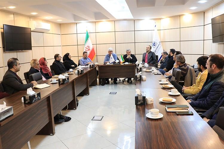 مجمع عمومی کمیته تخصصی اتوماسیون و مخابرات سندیکا برگزار شد