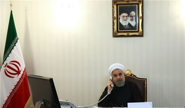 Rouhani: Launching INSTEX Insufficient Move