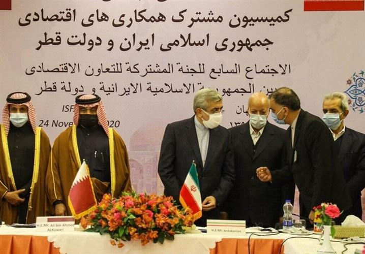 Iran, Qatar Move to Broaden Economic Ties
