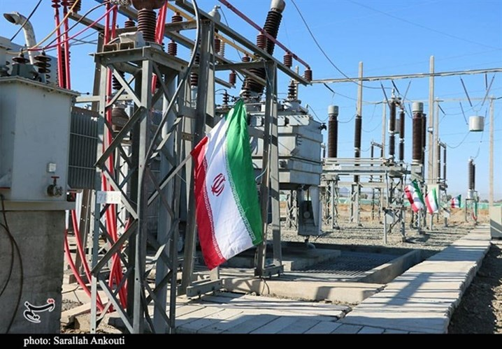 New Power Projects Launched in Iran