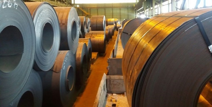 Iran Exports Nearly 3.8mln Tons of Steel Ingot in 8 Months