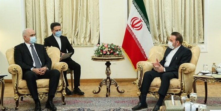 Iran, Azerbaijan Vow to Broaden Bilateral Ties