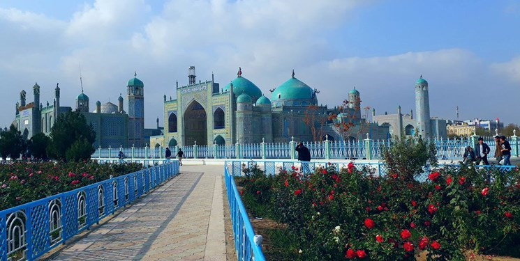Iran Ready to Connect Khaf-Herat Railway to Mazar-i Sharif