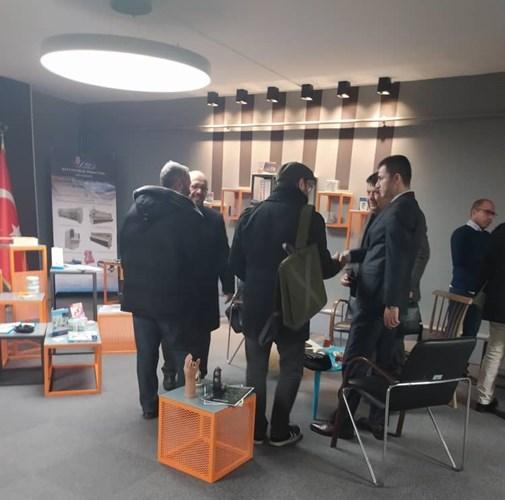 آغاز همکاریهای مشترک سندیکا و مرکز توسعه صادرات و سرمایهگذاری ایران